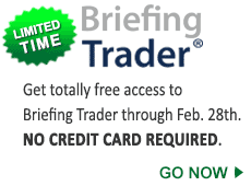TOTALLY FREE Preview of Briefing Trader