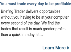 Do You Really Need to Trade Every Day to be Profitable?